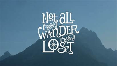 Quote Simple Mountain Desktop Backgrounds Wallpapers Mobile