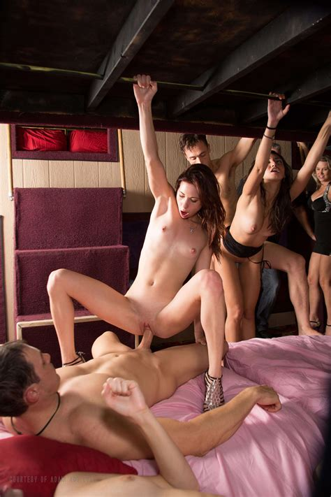 Swingers Wife Swap 3 The Club Party Adam And Eve Image