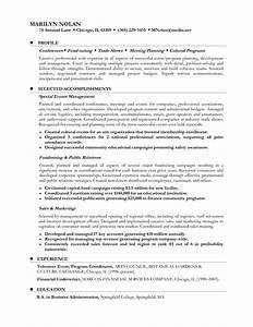 Resume Template For Career Change