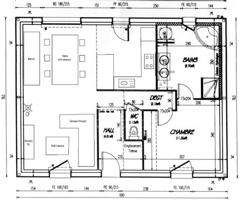 plan salon salle a manger besoin d aide pour salon salle 224 manger cuisine ouverte page 2