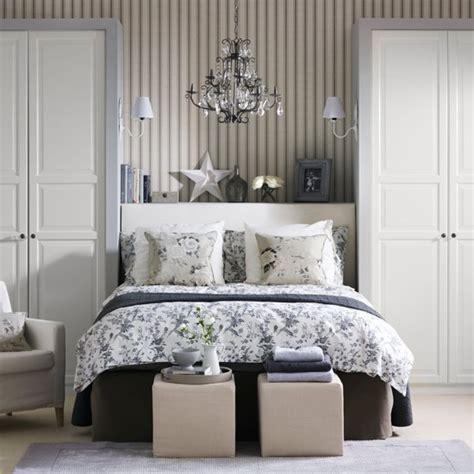 grey bedroom ideas 20 gorgeous grey bedroom ideas housetohome co uk 11747   Grey bedroom 1 with symmetrical decorating scheme