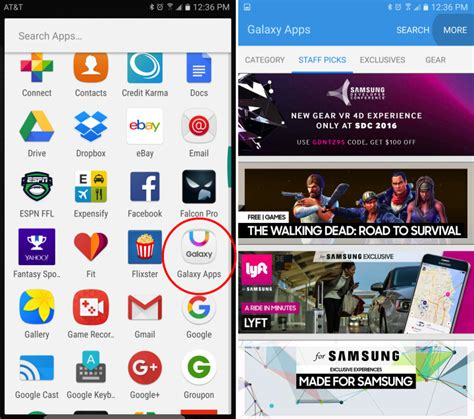 How To Turn Annoying Galaxy Apps Notifications On How To Turn Galaxy Apps Notifications On The Galaxy S7
