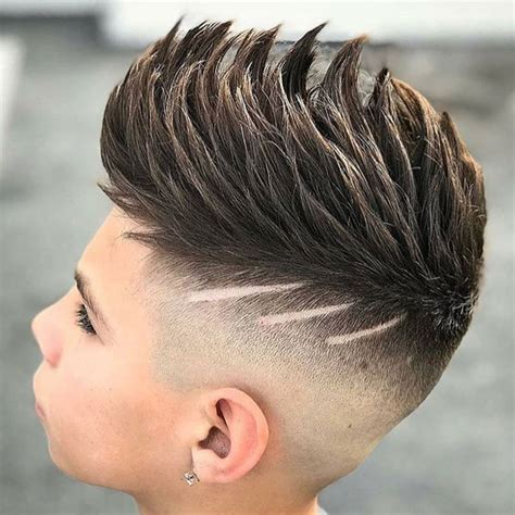 Modern Boys Hairstyles by 35 Boy Haircuts Adorable Toddler Hairstyles