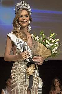 Angela Ponce Crowned Miss Universe Spain 2018 PAGEANT