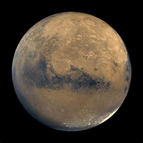 mosaic  mars nasas mars exploration program