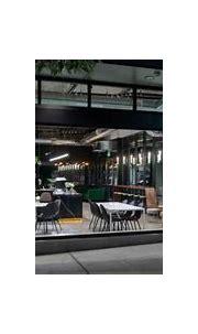 Modern, Industrial Coffee Shop in Roosevelt, Seattle, WA ...