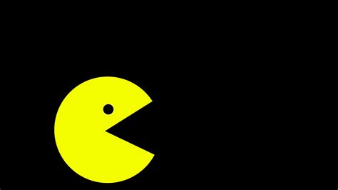 Animated Pacman Wallpaper - simple pac animation motion background storyblocks