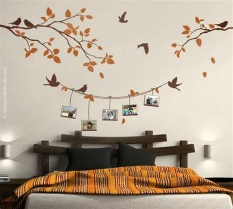 Excellent Wall Painting Designs For Living Room 87 With