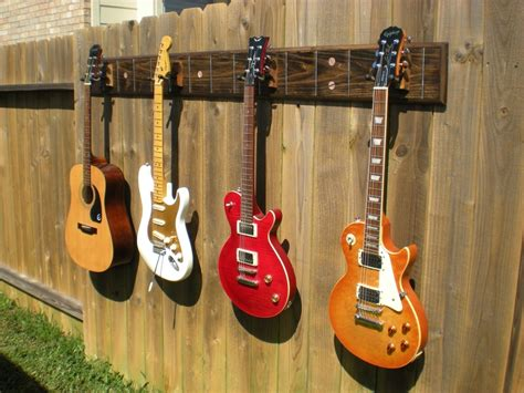custom built guitar rack    color guitarracks