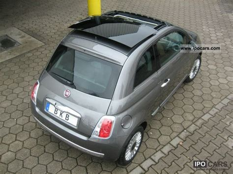 Fiat Sunroof by 2011 Fiat 500 Climate Sunroof Parktronic Car