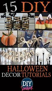 Deco Halloween Diy : diy halloween decorations ~ Preciouscoupons.com Idées de Décoration