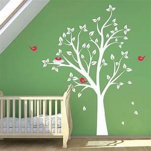 Stickers Arbre Chambre Bébé : decoration chambre bebe arbre ~ Melissatoandfro.com Idées de Décoration