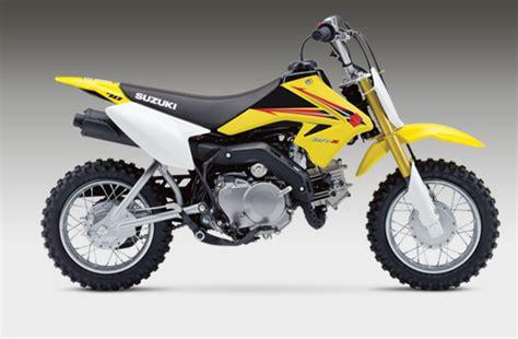 Suzuki 70cc Dirt Bike by Dirt Bike Magazine 2015 Youth Entry Level Bikes