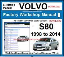 volvo workshop repair manuals