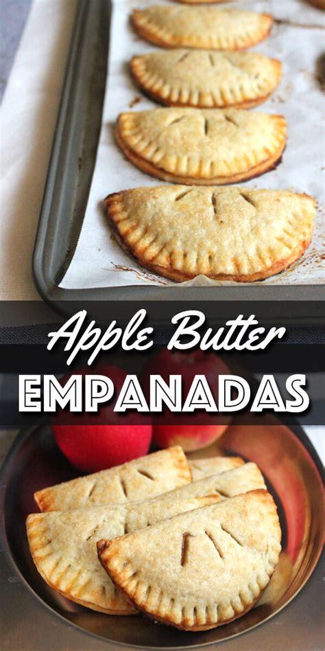 apple butter empanadas hand pies wild wild whisk