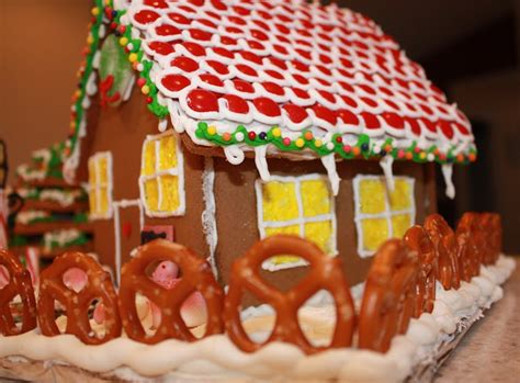 gingerbread house time elles studio blog