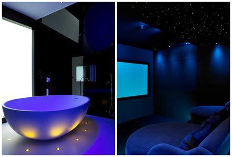 bathroom vanity light ideas led mood lighting bathroom more pleasant and relaxed