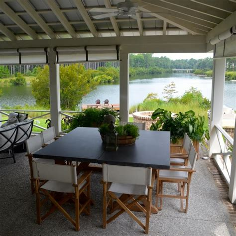 southern living screened porch photos