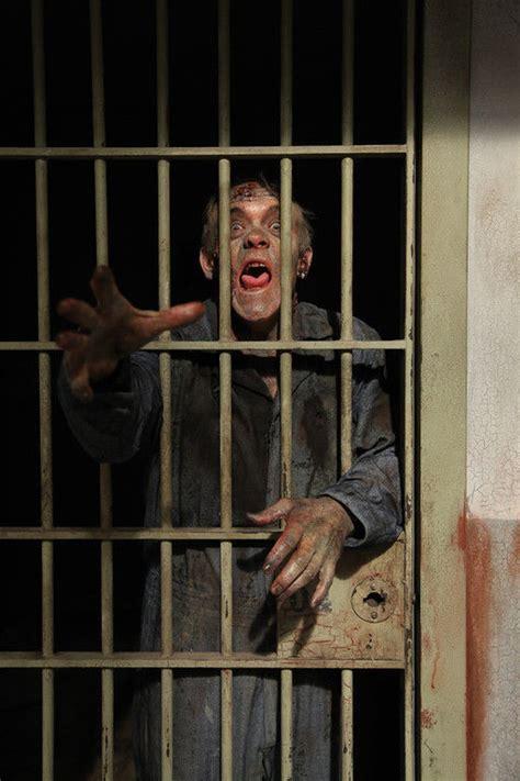 creepy zombie invested prison  pics izismilecom