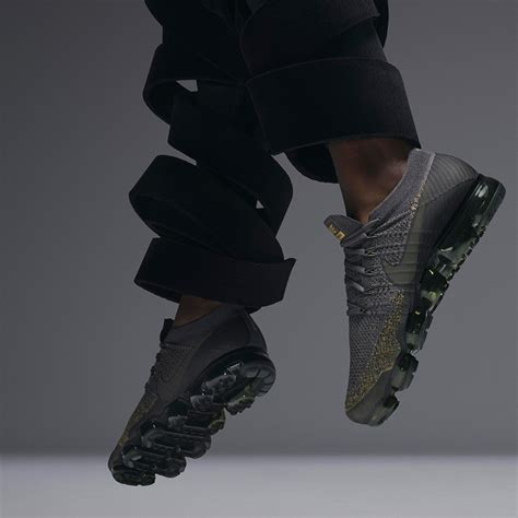NIKElab experiments in style interpret the AIR VaporMax