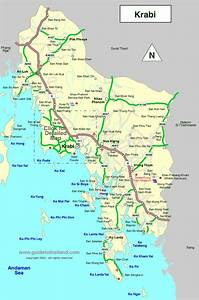 Krabi, Thailand – Travel Guide | Tourist Destinations