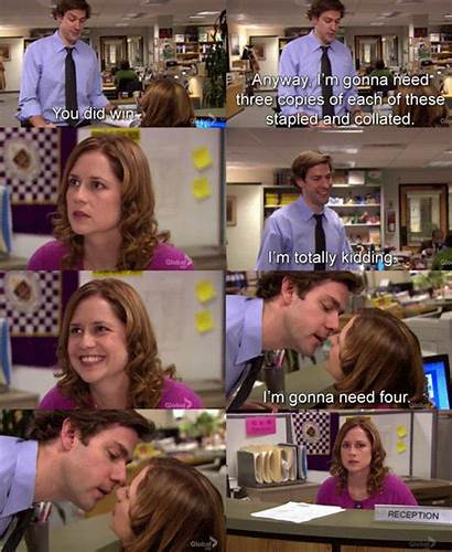 Office Pam Jim Meme Played Memes Quotes