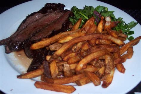 cuisine steak photo steak frites from 88 wharf milton ma boston 39 s