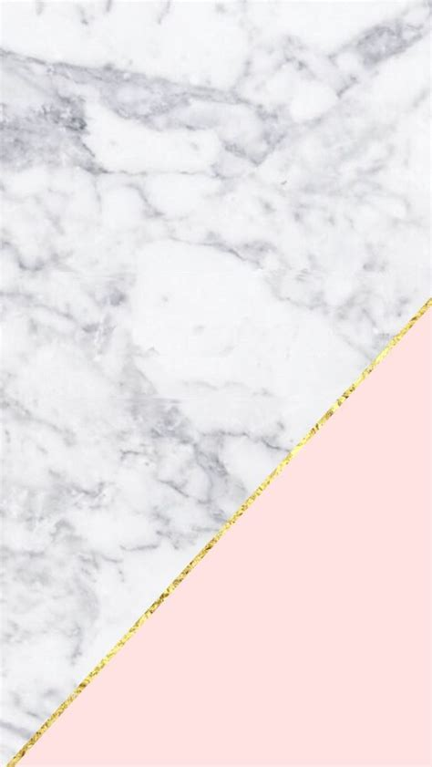 Iphone Gold Lock Screen Marble Wallpaper by Marbled Background With A Pink And Gold Twist