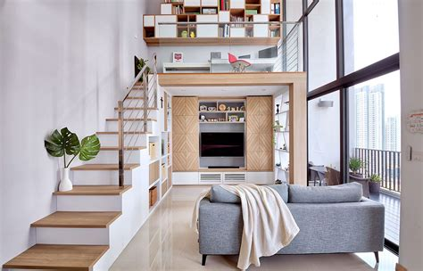 4 Great Loft Ideas! Learn How To Maximise Vertical Space