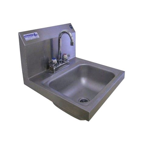 mount kitchen sink griffin products h30 series wall mount stainless steel 6558
