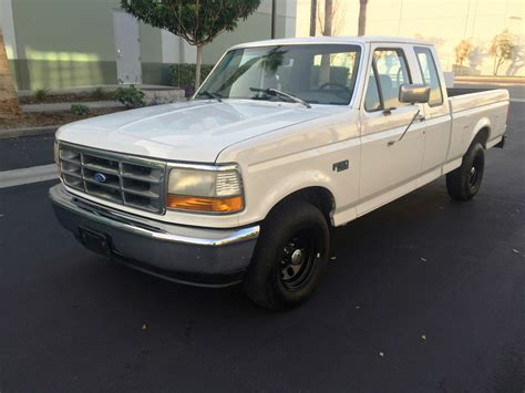 1994 Ford F150 Extra Cab Short Bed  Fresh Car Donation