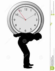 Under Time Pressure Royalty Free Stock Images - Image: 2193649