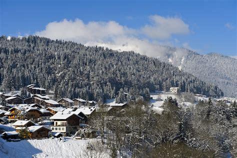 station de ski morzine skiez en haute savoie