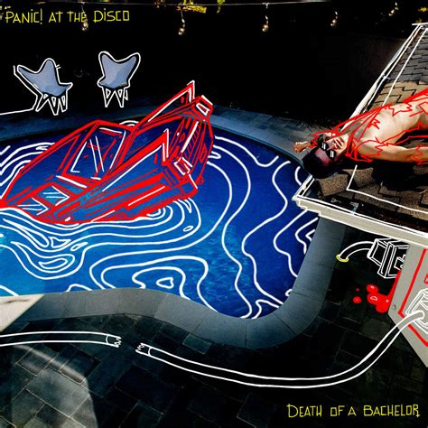 Best Panic At The Disco Album Album Review Panic At The Disco S Of A Bachelor