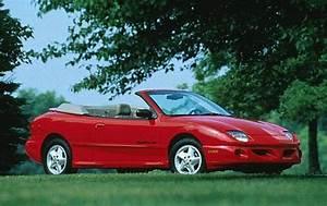 1999 Pontiac Sunfire Convertible