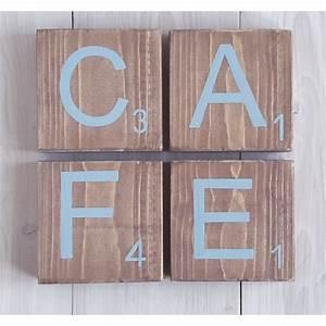 Lettre Decorative A Poser : lettre d corative cuisine ~ Dailycaller-alerts.com Idées de Décoration