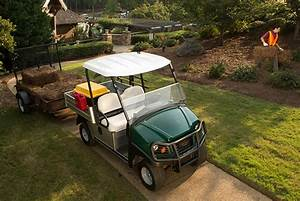 Club Car Unveils New Line Of Carryall Utility Vehicles