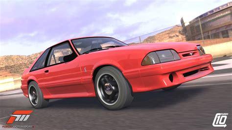 cobra motorsport forza motorsport 3 to feature 1993 cobra 39 r 39 mustang