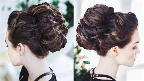 15 best ideas of updo hairstyles for thick hair