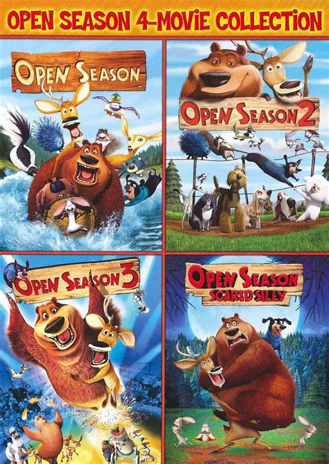 25+ Best Ideas About Open Season Movie On Pinterest Open