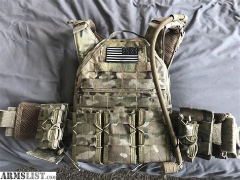 tactical tailor fight light plate carrier armslist for sale tactical tailor fight light plate