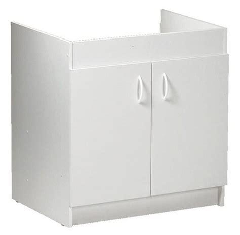 evier cuisine 120x60 beautiful meuble sousvier portes larg cm brico dpt with