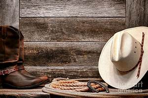Rodeo Still Life Photograph by Olivier Le Queinec