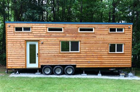 Feste Tiny Häuser by Tiny House For Sale 32 Ft Tiny House With 2 Lofts Flex