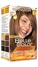 belle color natural  hair colour garnier