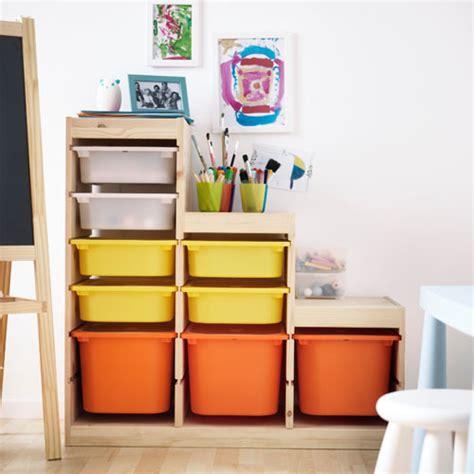 jeu de rangement de chambre meubles de rangements pour jouets enfants ikea