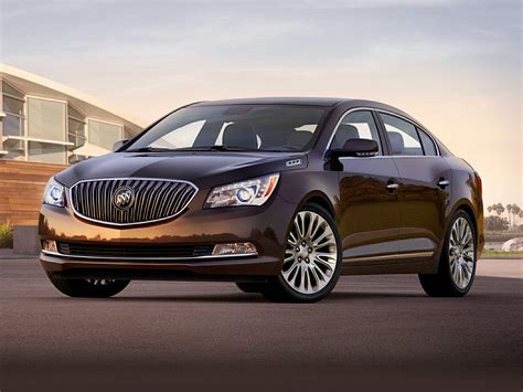 Buick New Models For 2014 2014 buick lacrosse price photos reviews features