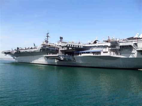 USS Midway Aircraft