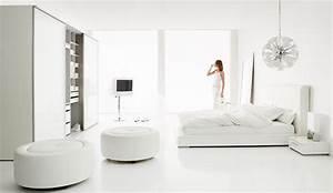 White Bedroom Interior Design Viahouse Com