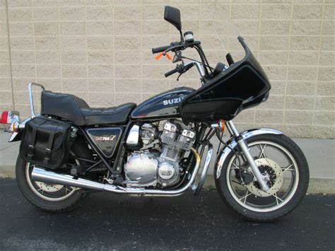 1980 Suzuki Gs750l by Page 1 New Used Suzuki Motorcycle For Sale